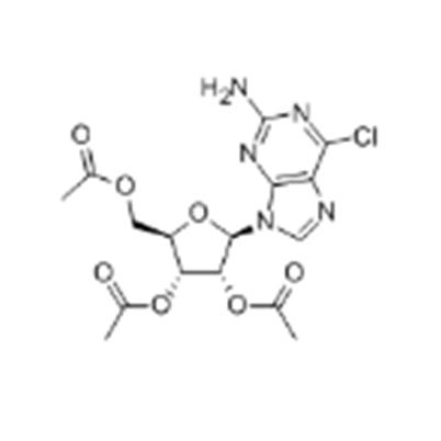2,3,5-Tri-O-Acetyl-2-Amino-6-Chloropurine Riboside