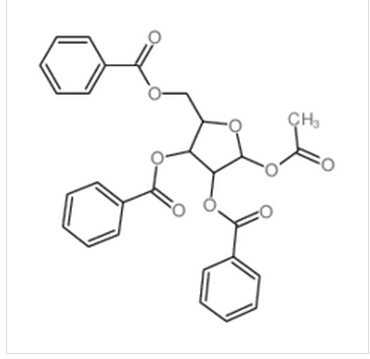 1-O-Acetyl-2,3,5-Tri-O-Benzoly-Beta-D-Ribofuranse